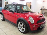 !!12 MONTHS MOT!! 2002 MINI COOPER S / SERVICE HISTORY / VERY GOOD CONDITION / DRIVES EXCELLENT /