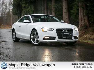 2014 Audi A5 2.0 Komfort (Tiptronic)