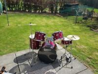 Olympic premier drum kit