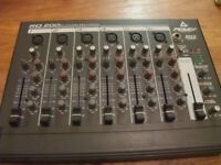 Peavey RQ200 6-channel mixer