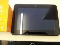 """AMAZON KINDLE FIRE HD 7"""" SCREEN 16GB WITH BRAND NEW CHARGER"""
