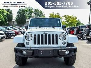 2018 Jeep Wrangler SPORT, GOLDEN EAGLE EDITION, DUAL TOP, BLUETO