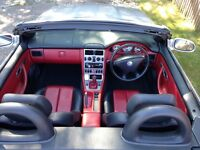 Mercedes SLK - SLK200 (R170 - Kompressor). Very Low Mileage.