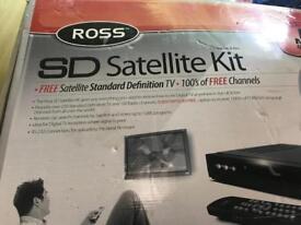 Caravan satellite kit