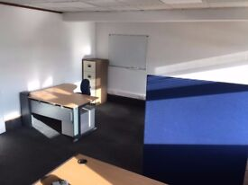 WORTLEY 4-8 DESK SERVICED OFFICES