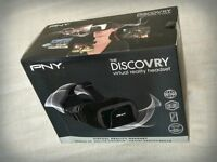 [New] PNY The DiscoVRy Headset Virtual Reality Glasses for smartphones Universal VR