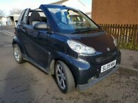 Convertible Smart fortwo 1.0 Pulse Cabriolet 2009 61K