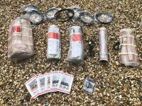 5 x Rolls of Underfloor Heating