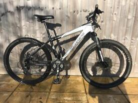 Carrera kraken mountain bike will post