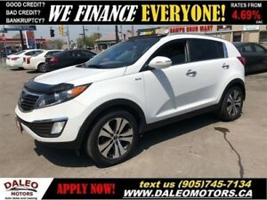2013 Kia Sportage EX | AWD | BLUETOOTH | HEATED/COOLED SEATS
