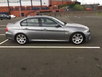 BMW 318d MSPORT in excellent condition nearly new tires