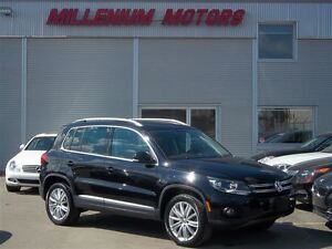2014 Volkswagen Tiguan AWD HIGHLINE / LEATHER / SUNROOF
