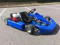 Honda gx160 go kart with spares