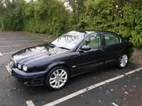 Jaguar X-Type 2.0 Ltr. D - Excellent condition, luxury leather interior