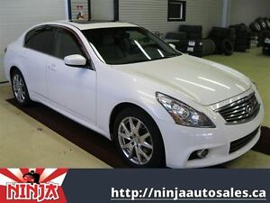 2010 Infiniti G37X Sport AWD With All The Goodies