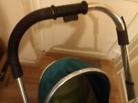 Double Icandy peach pushchair