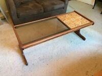 70s Retro G Plan Coffee Table