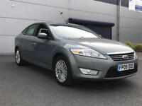 2008 FORD MONDEO 2.0 TDCI GHIA 5 DOOR HATCHBACK - LOW MILES - FULL SERVICE HISTORY - 12 MONTHS MOT