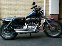 Harley Davidson Sportster 883 2002