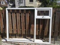 Double glazed window -large