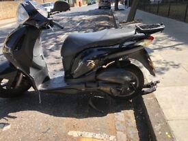 Honda Ps125 very reliable bike