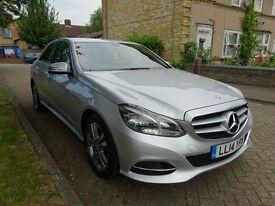 Mercedes-Benz E220 CDI 2014 SE 7G-Tronic Plus 4dr £30 Road Tax Per Year
