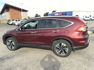 2015 Honda CR-V Touring Stratford Kitchener Area image 3