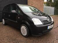 Meriva 1.4L private number included