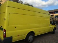 Van and man house removal HOUSE CLEARANCE sofa wardrobe bed fridge freezer washingmatchine move