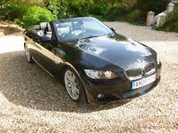 BMW 330d M Sport step auto Convertible