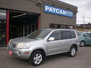 2005 NISSAN X-TRAIL SE | WE'LL BUY YOUR VEHICLE!
