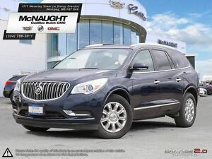 2015 Buick Enclave | AWD | Heated Leather | Sunroof | NAV