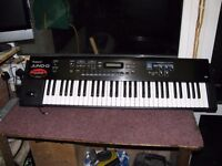 Roland Digital Synthesizer Model Juno-D, Boxed, Intsructions.
