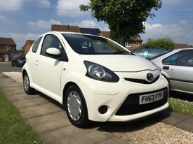 2014 Toyota Aygo Active 1.0L * LONG MOT! * CHEAP TAX! * OPEN TO PART EXCHANGE! *