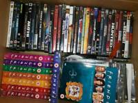 dvd vedios Collection of movies over 100 DvDs bargain