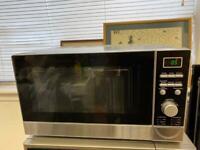 JDW 800W microwave