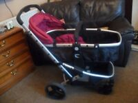 Mothercare buggy with rain cover