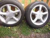 Ford Mondeo 16 inch alloys