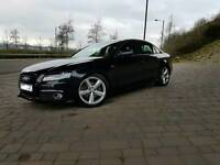AUDI A4 2.0TDI SLINE SALOON 59 PLATE may swap / px