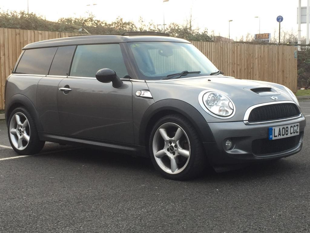 Mini Cooper S Clubman Automatic 6999 Panoramic Roof Low Miles Long