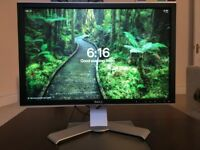Dell UltraSharp 2407WFPB 24 inch 1920x1200 WideScreen LCD monitor