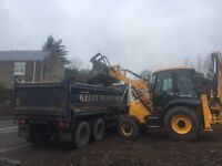 JCB 3CX HIRE with CPCS OPERATOR, DIGGER, EXCAVATOR, NOTTINGHAMSHIRE, DERBYSHIRE (MIDLANDS)