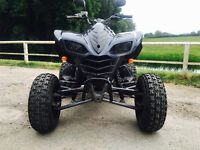 KAWASAKI KFX 700 VFORCE AUTOMATIC QUAD RAPTOR LTZ YAMAHA QUADZILLA DINLI 660 450 320 ROAD LEGAL AUTO