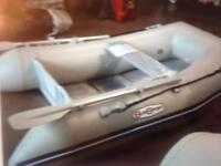 Sunsport inflatable dinghy
