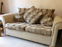 Sofa bed, rarely used, £70 ONO, collection from S10