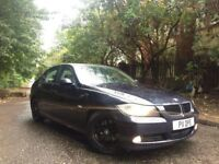 2005 55 REG BMW 320D ES AUTOMATIC 2.0 TURBO DIESEL 12 MONTH MOT PRIVATE PLATE FSH ***BARGAIN***