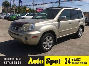 2006 Nissan X-Trail LE/LEATHER-LOADED/PRICED FOR A QUICK SALE!