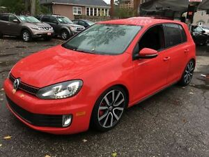 2012 Volkswagen Golf GTI 5-Door | PADDLE SHIFT | 18 INCH RIMS