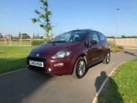 Fiat punto lounge 1.4 2013 low miles