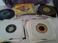 various old 7 singles